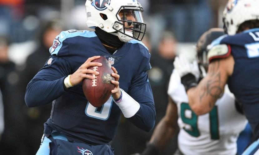 NFL: Jacksonville Jaguars at Tennessee Titans