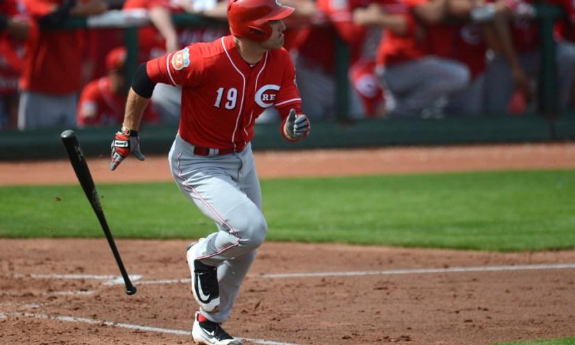 MLB: Spring Training-Cincinnati Reds at Cleveland Indians