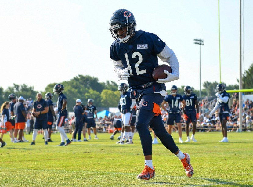 NFL: Chicago Bears-Training Camp