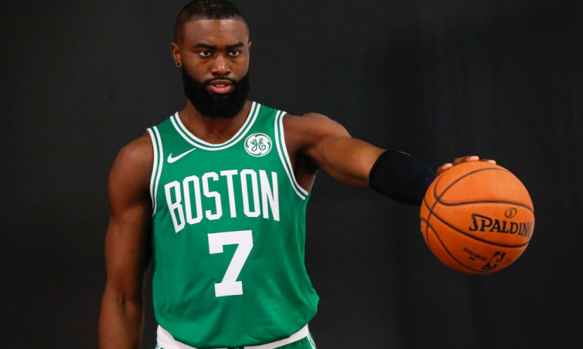 NBA: Boston Celtics-Media Day