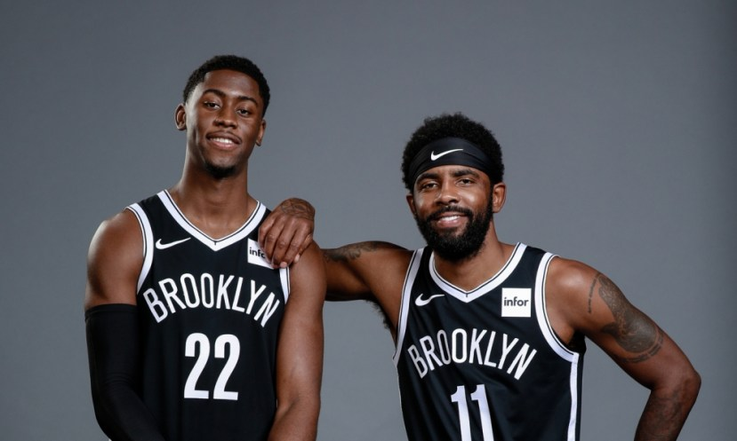 NBA: Brooklyn Nets-Media Day
