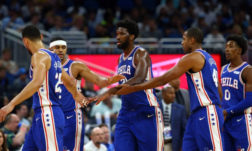 NBA: Preseason-Philadelphia 76ers at Orlando Magic
