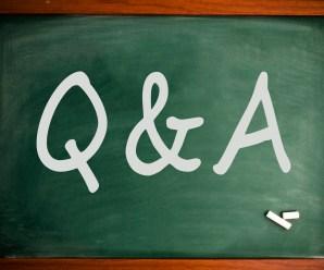 Rental Market Q & A