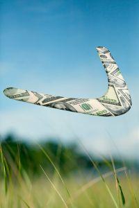 Boomerange money