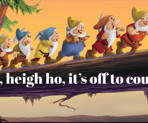Heigh ho, heigh ho, it's off to court we go