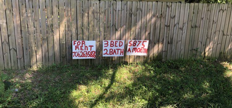 Why landlords need good tenants