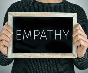 Empathy versus sympathy