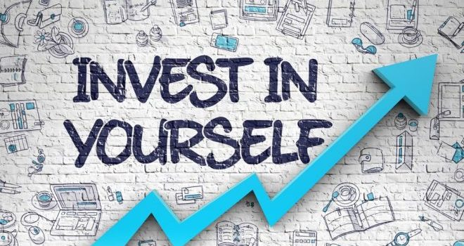 Invest in yourself