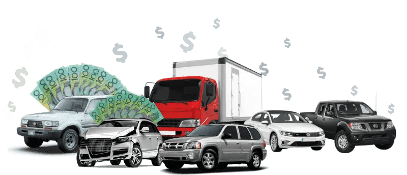 Cash for Cars and free removal wrecked images