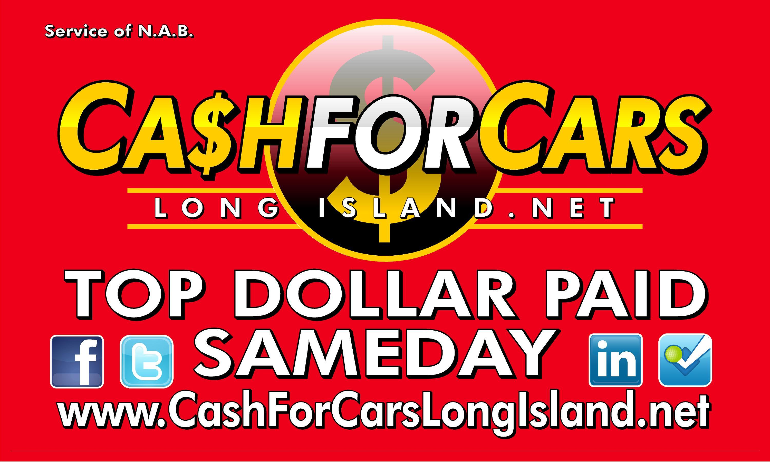 Cash For Cars Without A Title 631 226 2277 Cash For Cars