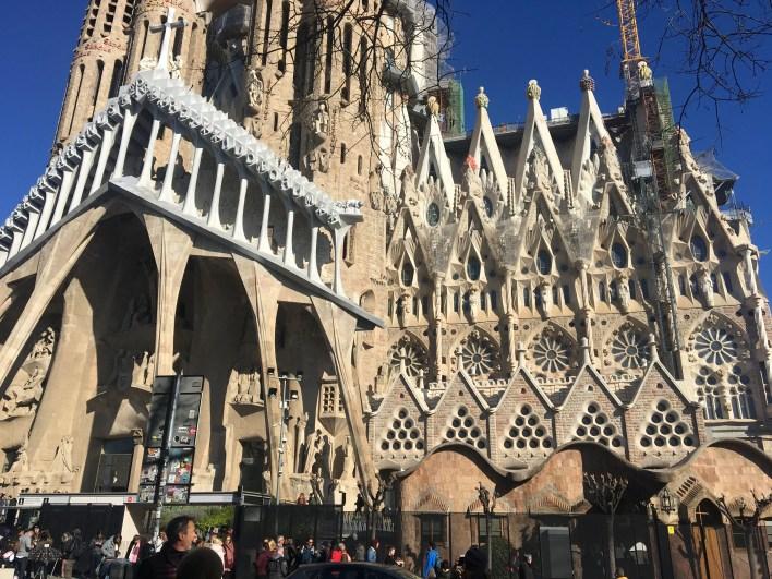 Barcelona, Walking Tour, hostel, review, 2019