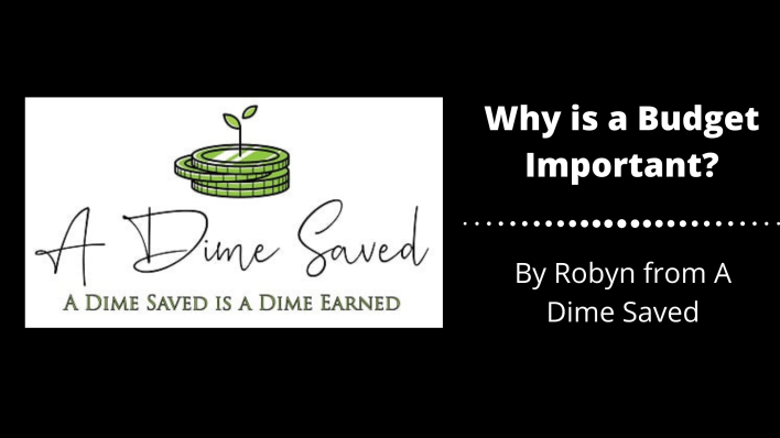 Budget Guest Post by A Dime Saved