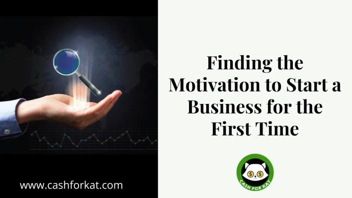 motivation to start a business
