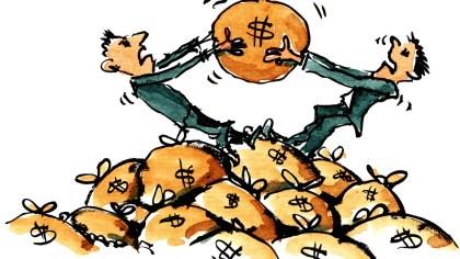Wie sollte ich mein Geld in der Krise investieren