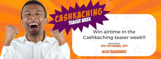 cashkaching teaser week