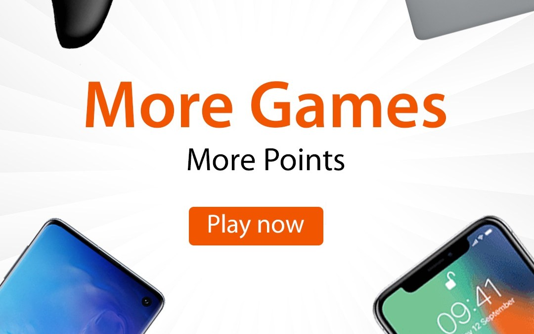 More Games more Points 😍