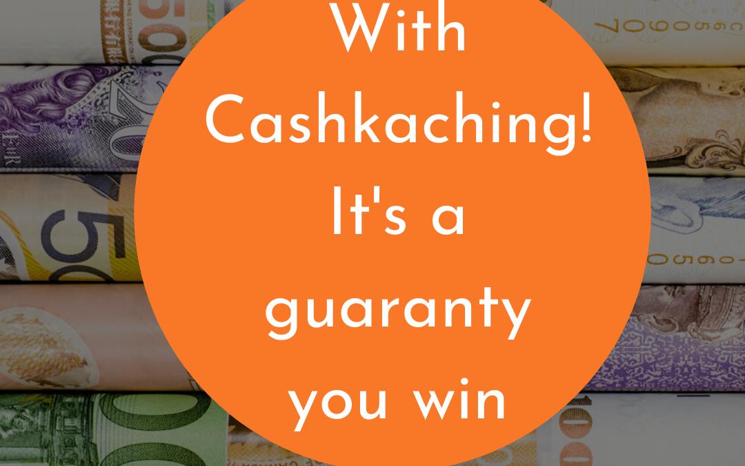 Stay Winning with CashKaching