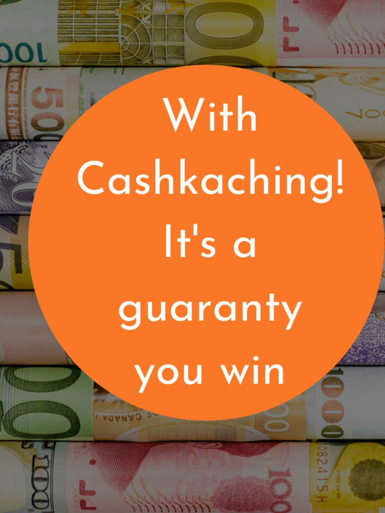 Stay Winning with CashKaching