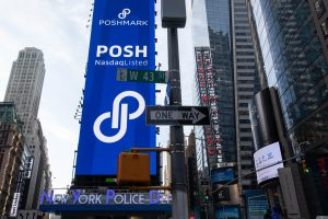106824693 1610646947015 gettyimages 1230585840 POSHMARK IPO scaled
