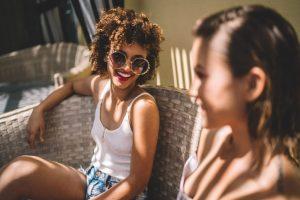 106915438 1626982943981 summer hotel vacation resort woman friends laughing summertime cabana millennial t20 YwOv0W