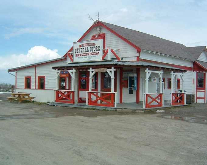Twin Butte General Store