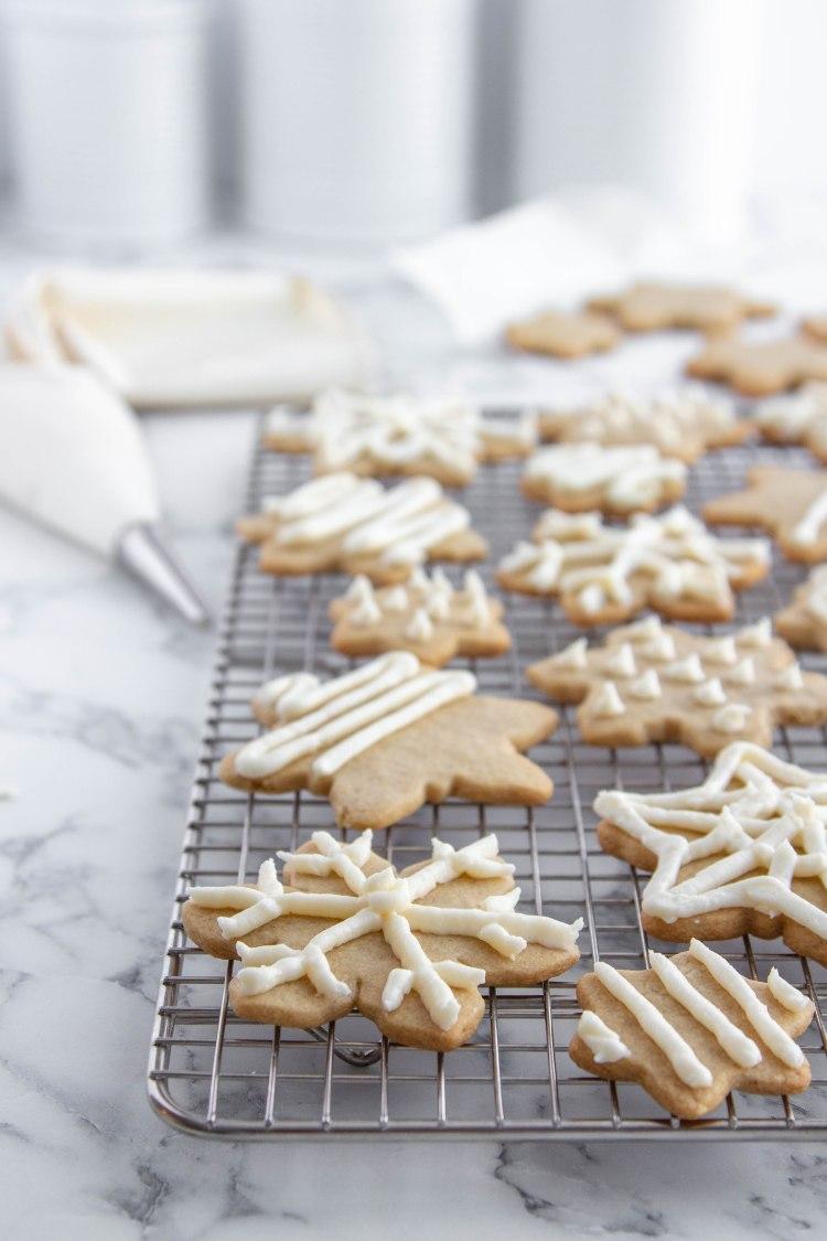 Maple Sugar Cookies Recipe - Cashmere & Cocktails