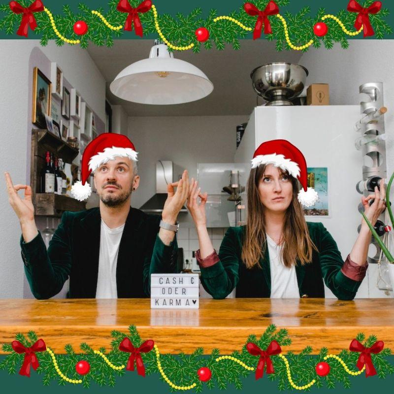 Weihnachtsfolge zwischen Cash und Karma
