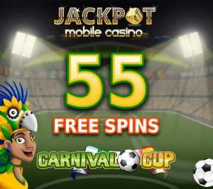 jackpot carnival cup