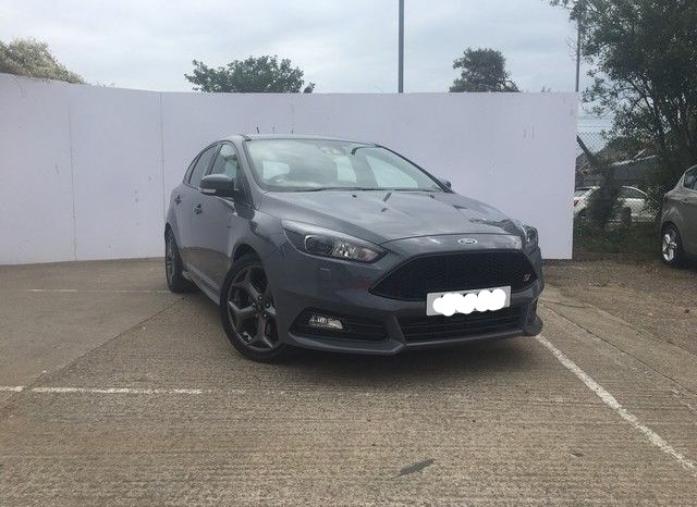 Focus ST3 2.0TD 5dr Hatchback Manual full