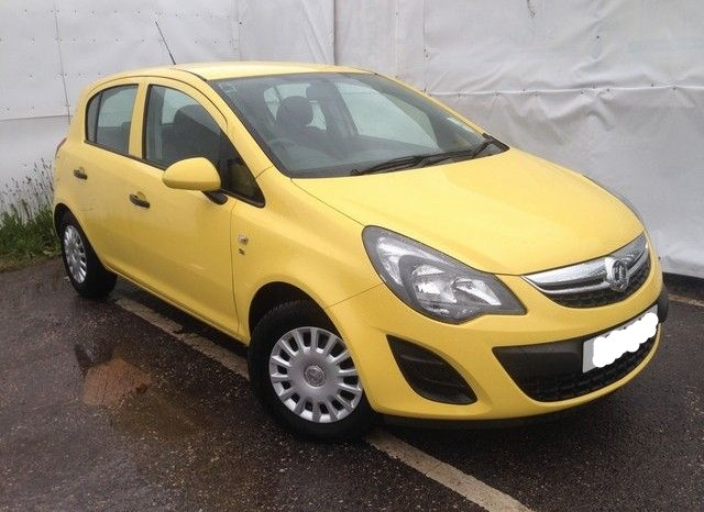 Corsa S 1.0 5dr Hatchback Manual full
