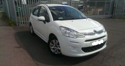 C3 VTR+ 1.2 5dr Hatchback Manual