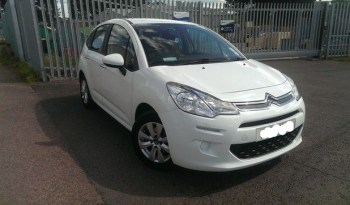 C3 VTR+ 1.2 5dr Hatchback Manual full
