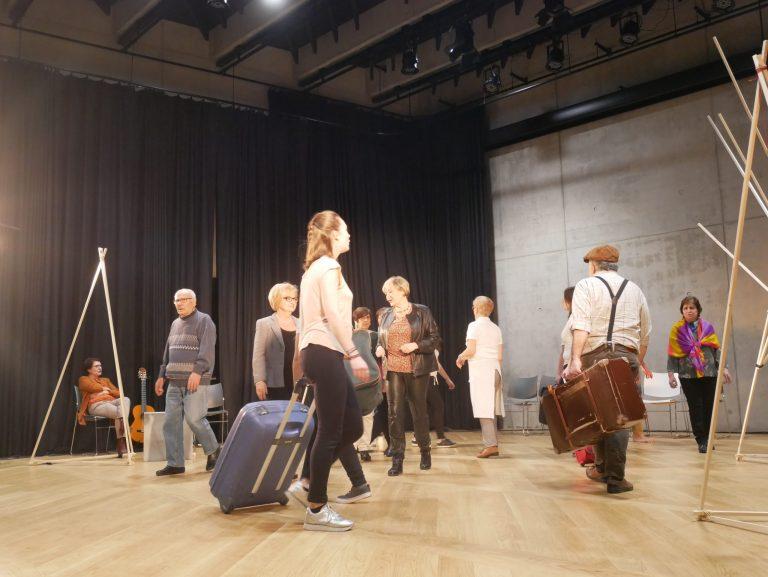 theatre immigration