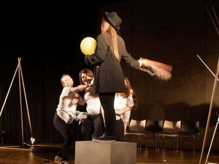 théatre jongle