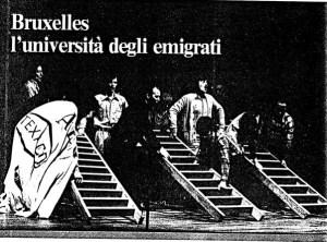 BRUXELLES L'UNIVERSITA' DEGLI EMIGRATI articolo ROCCA 1977-page1