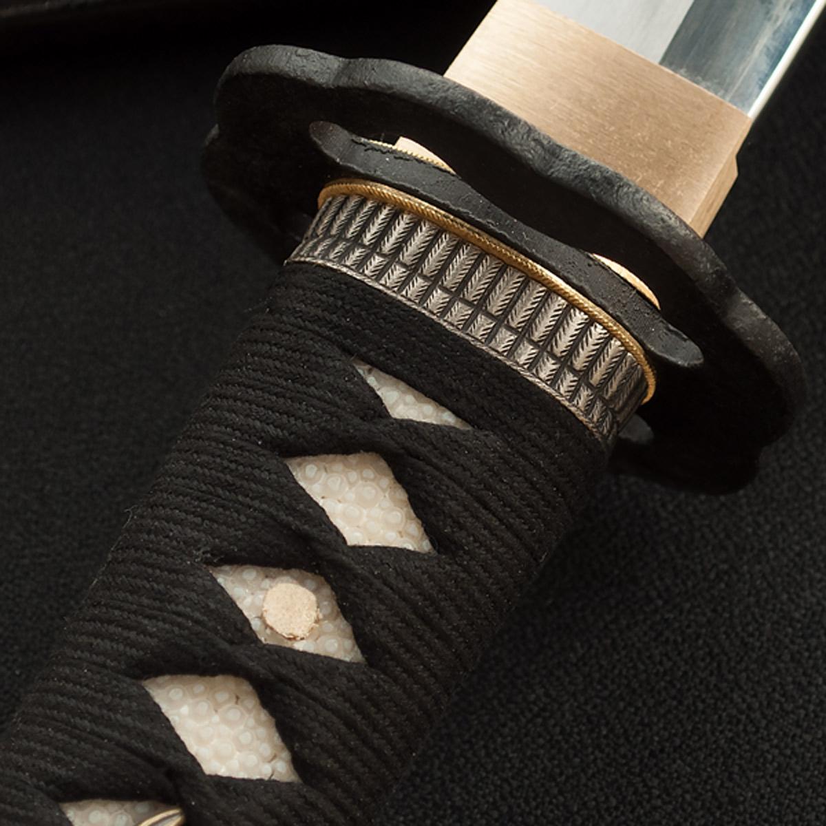Budo I Samurai Sword Heavy Cutting Katana One Mekugi