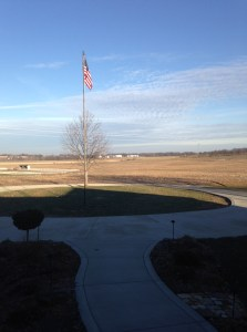 A new day and and a new year dawns at Carnahan & Sons
