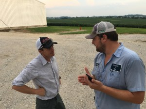 John and Angus discuss their observations about weed control