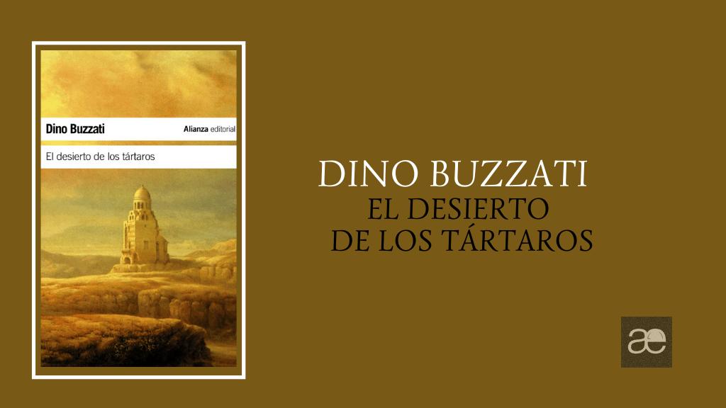 Dino Buzzati_ El desierto de los tártaros_ Casi literal