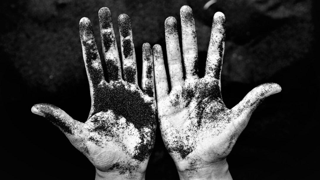 Moraleja del coronavirus, lávense las manos y punto_ Casi literal
