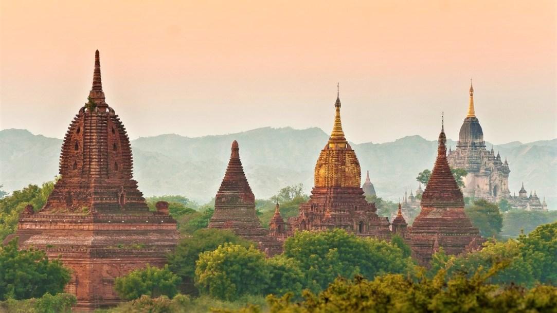 Bagan: la ciudad de los 4 mil templos_ Casi literal