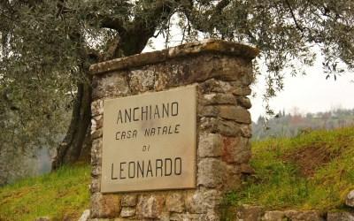 La casa natale di Leonardo