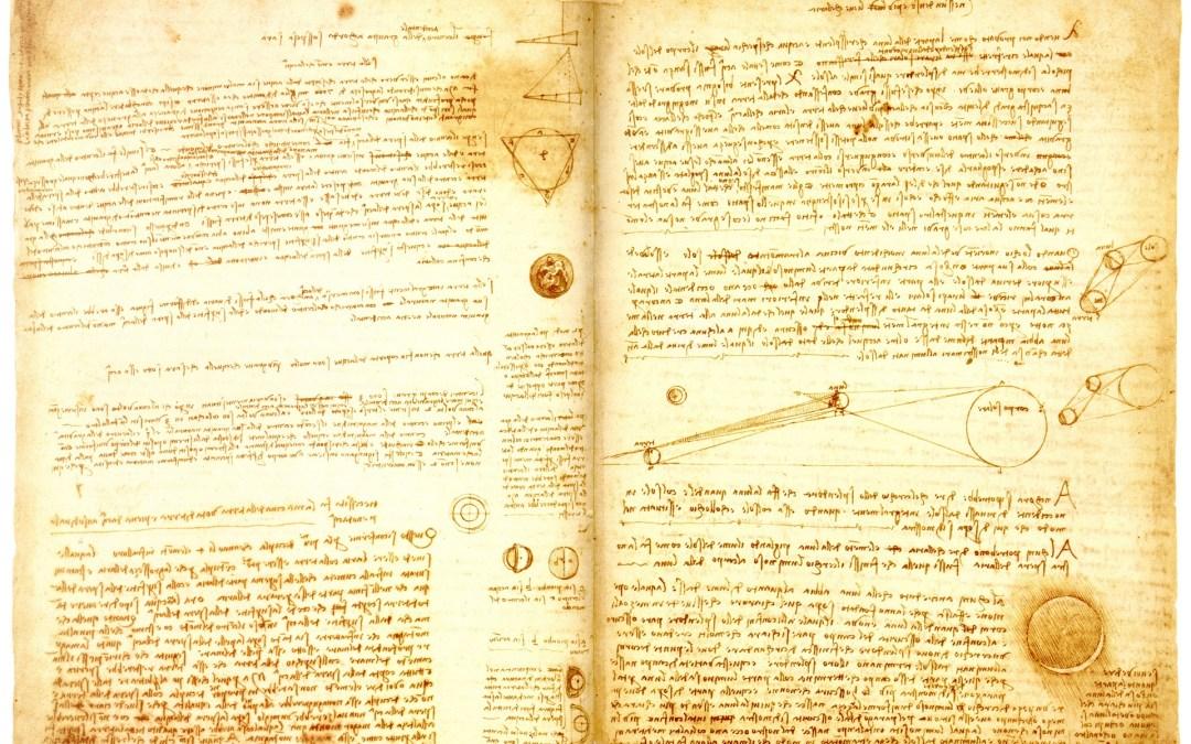Agli Uffizi, fino al 20 gennaio, si  dà il via alle celebrazioni per i 500 anni dalla morte di Leonardo