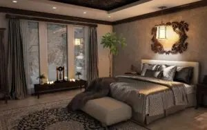The bedroom adds a lot to the overall look and feel of the house I Colori Perfetti Per Le Pareti Della Camera Da Letto Consigli E Strategie Casina Mia