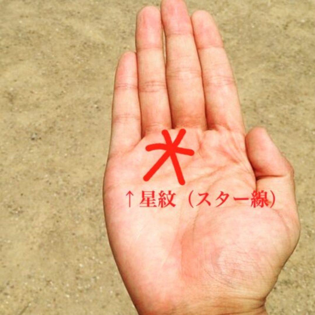 星紋(スター線)