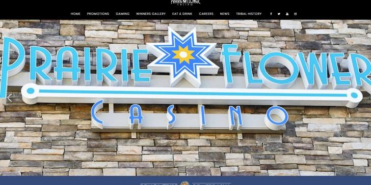 The New Prairie Flower Casino