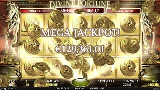 Divine Fortune(ディヴァイン・フォーチュン)