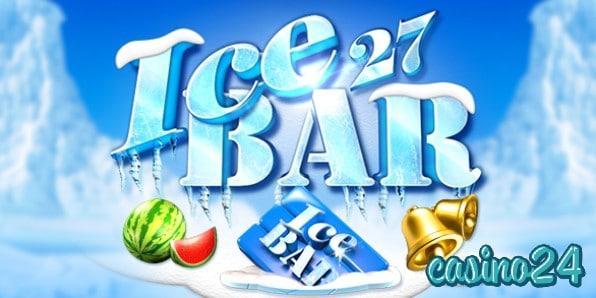 Synottip kazino bonuss ICe bar 27