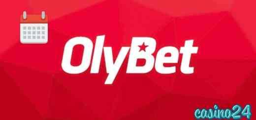 Olybet kazino bonus katru dienu
