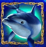 Dolphins Pearl Deluxe Spēles vērtīgākais simbols